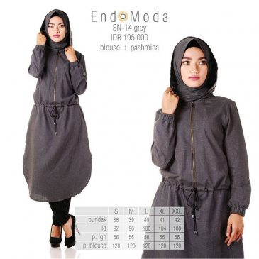 Tunik-Endomoda-Sn14-Grey