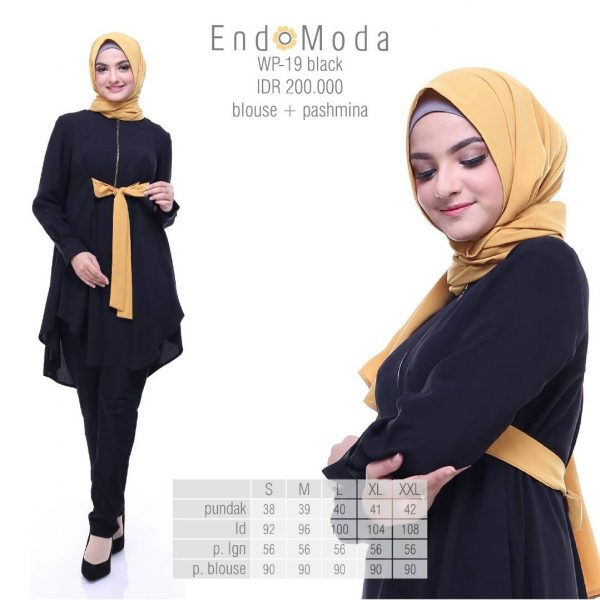 Tunik-Endomoda-Wp19-Black