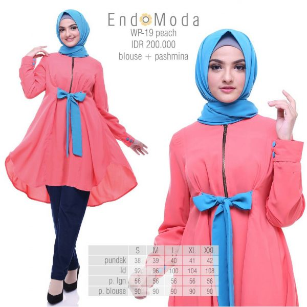 Tunik-Endomoda-Wp19-Peach