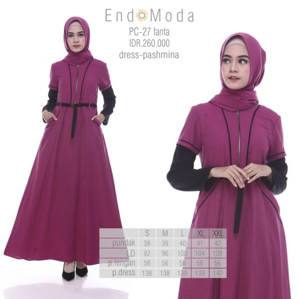 Tunik Endomoda PC27 fanta